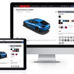 Nouveau configurateur de voiture Porsche – Plus d'un sextillion de possibilités d'individualisation