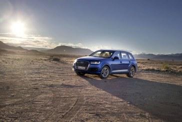 Ouverture des commandes en France de l'Audi Q7 – Tarifs