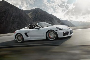 Porsche Boxster Spyder – Nouvelle version de l'authentique roadster Porsche