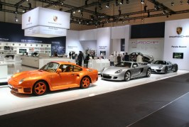 Techno Classica 2015 - 30 ans de la Porsche 959 & Porsche 356 B Carrera 2 Cabriolet