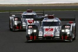 WEC - Audi remporte la course des 6 Heures de Silverstone devant Porsche
