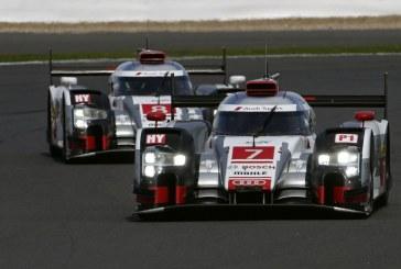 WEC – Audi remporte la course des 6 Heures de Silverstone devant Porsche