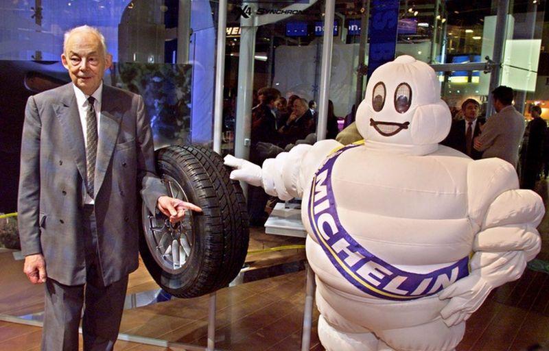 Décès de François MICHELIN, ancien dirigeant de l'entreprise Michelin durant des décennies