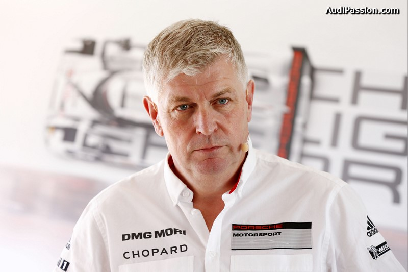 Wolfgang Hatz, Vorstand Forschung und Entwicklung Porsche AG