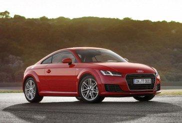 L'Audi TT est disponible avec un nouveau moteur : le 1.8 TFSI de 180 ch