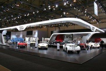 Techno Classica 2015 – Exposition Audi Tradition «Le ciel est la limite»