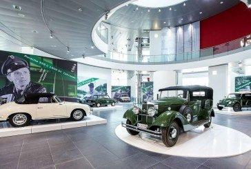 Razzia – Exposition de voitures de Police & de voitures NSU à l'Audi museum mobile