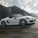 Porsche Boxster Spyder – Nouvelle version de l'authentique roadster Porsche