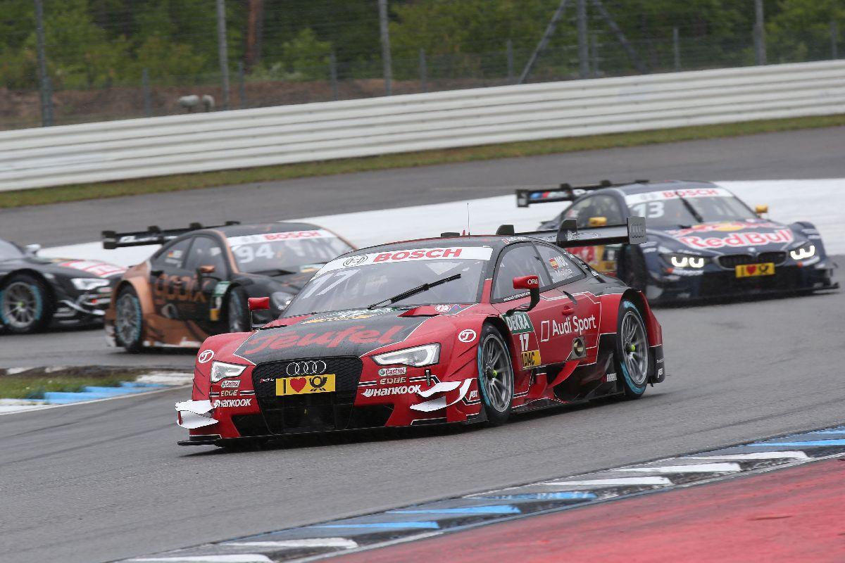 DTM - Victoire Audi à Hockenheim