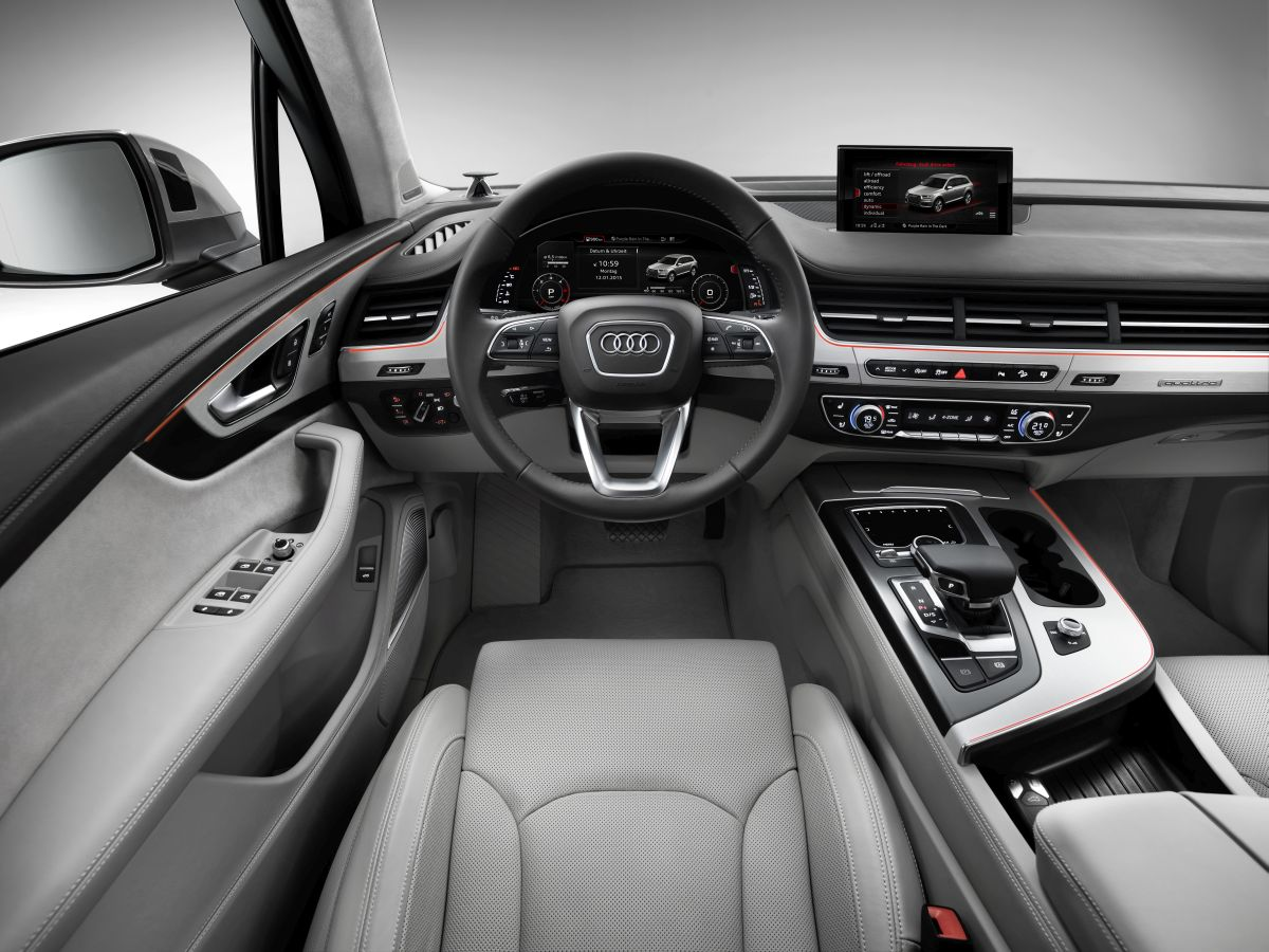 Audi et Cubic Telecom concluent un partenariat stratégique