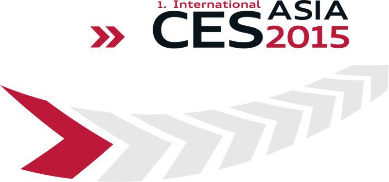 1. International CES ASIA 2015