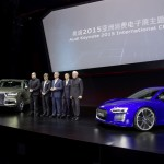 Audi au CES Asia 2015
