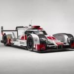 WEC – Nouveaux appendices aérodynamiques pour l'Audi R18 e-tron quattro 2015