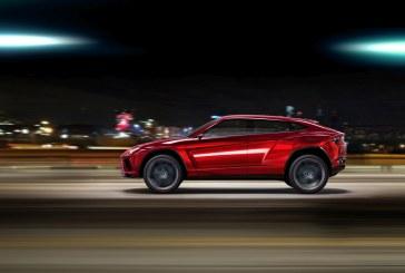 Nouveau SUV Lamborghini – Produit à Sant'Agata Bolognese et investissement de centaines de millions d'euros