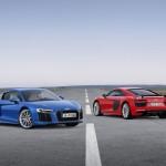L'Audi R8 est prête pour son lancement