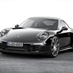 Édition limitée des Porsche Boxster Black Edition et 911 Carrera Black Edition