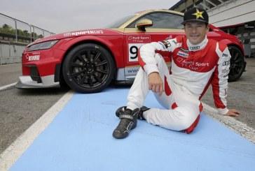 Première mondiale de l'Audi Sport TT Cup