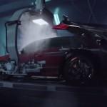 Vidéo – Une Audi R8 V10 donne naissance à une Audi RS 3 Sportback