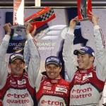 WEC – Audi célèbre sa deuxième victoire de la saison face à Porsche aux 6 heures de Spa