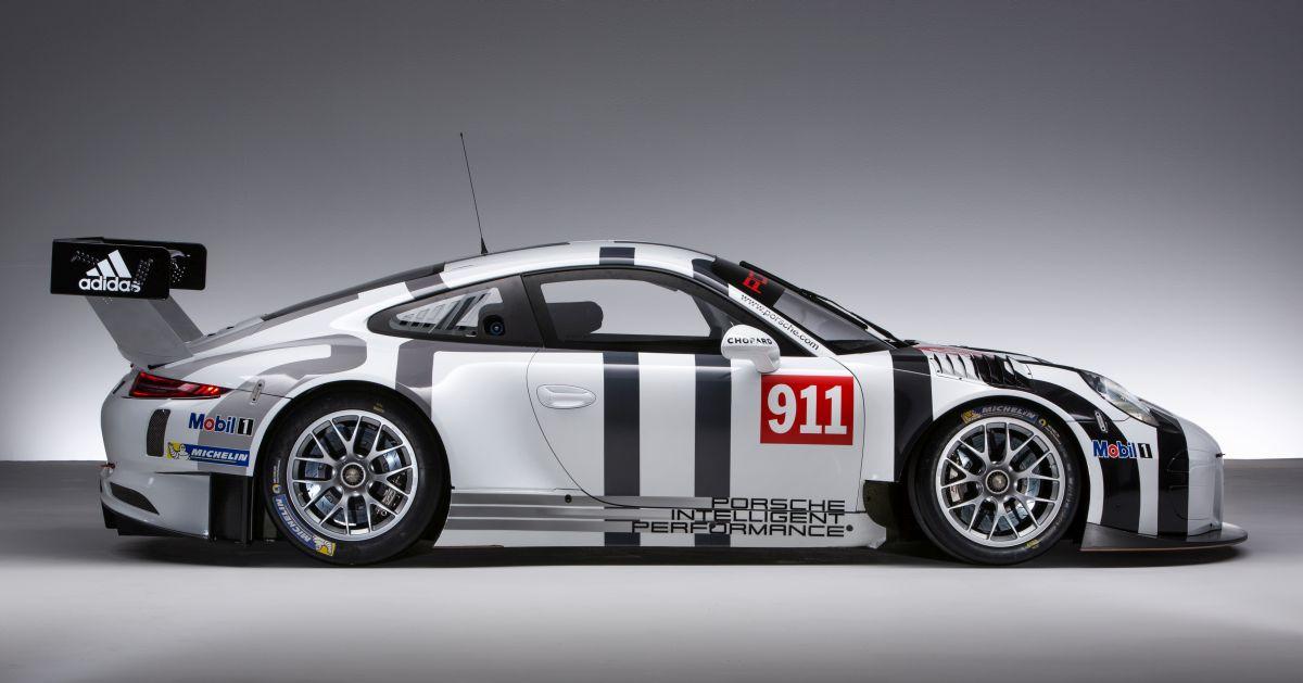Porsche 911 GT3 R - Légère et plus économique