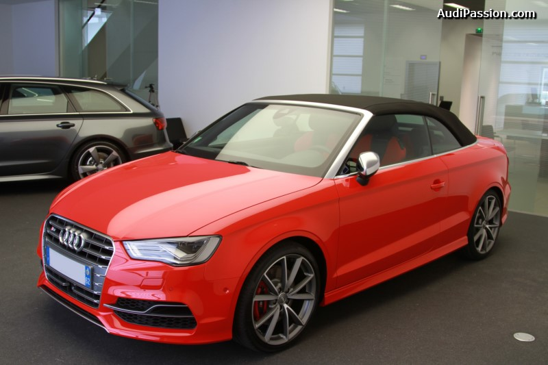traitement carrosserie waxoyl sur une audi s3 cabriolet. Black Bedroom Furniture Sets. Home Design Ideas