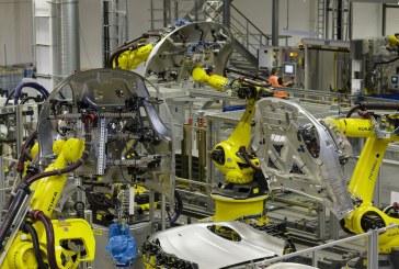 Porsche acquiert la division de fabrication d'outils de Kuka