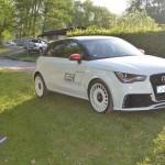 Audi A1 quattro Sportback au Wörthersee 2015
