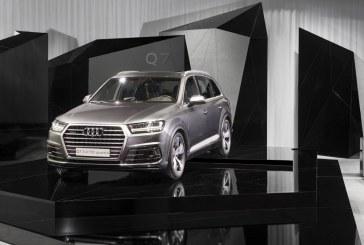 «La grande quattro» par Audi au Design Miami/Basel