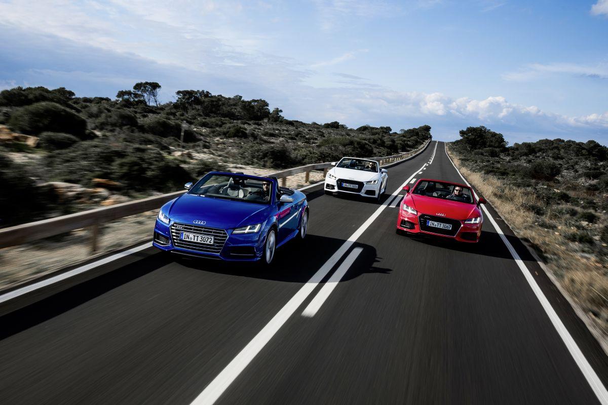 Les ventes d'Audi sur le continent américain en progression de 11 % en mai 2015