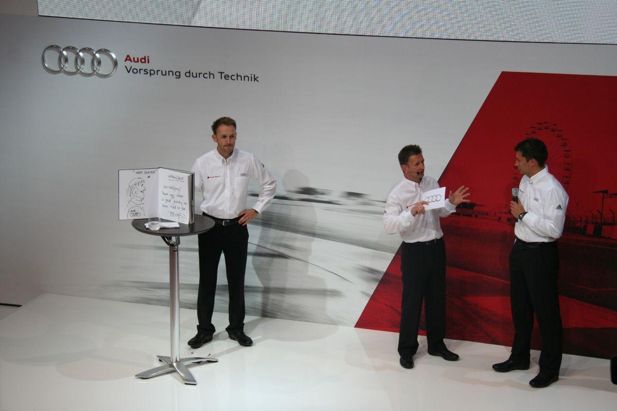 Qualifications WEC 24 Heures du Mans : les déclarations Audi Sport