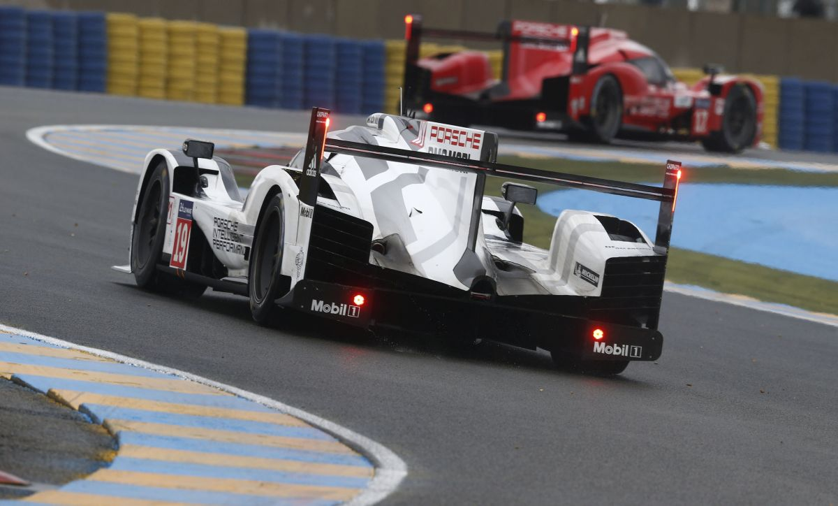 WEC - Derniers réglages des voitures pour les 24 Heures du Mans 2015