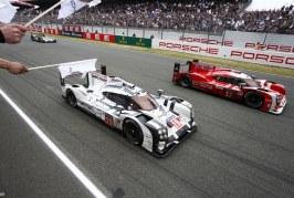 WEC – Doublé Porsche aux 24 Heures du Mans 2015 devant Audi