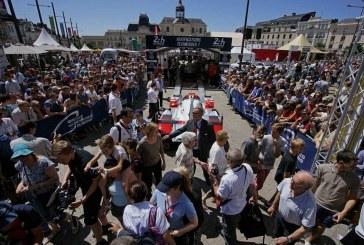 WEC – Pesage des 24 Heures du Mans 2015 – Porsche & Audi