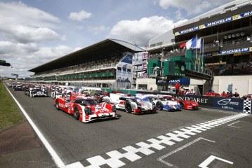 WEC – Porsche domine la Journée Test des 24 Heures du Mans 2015 devant Audi