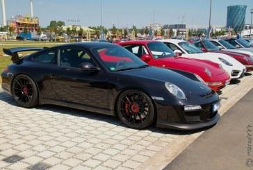 Porsche PFF Treffen 2015 – Plus de 700 Porsche réunies à Stuttgart