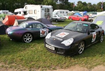 Inside les 24 Heures du Mans – Voitures personnalisées dans les campings
