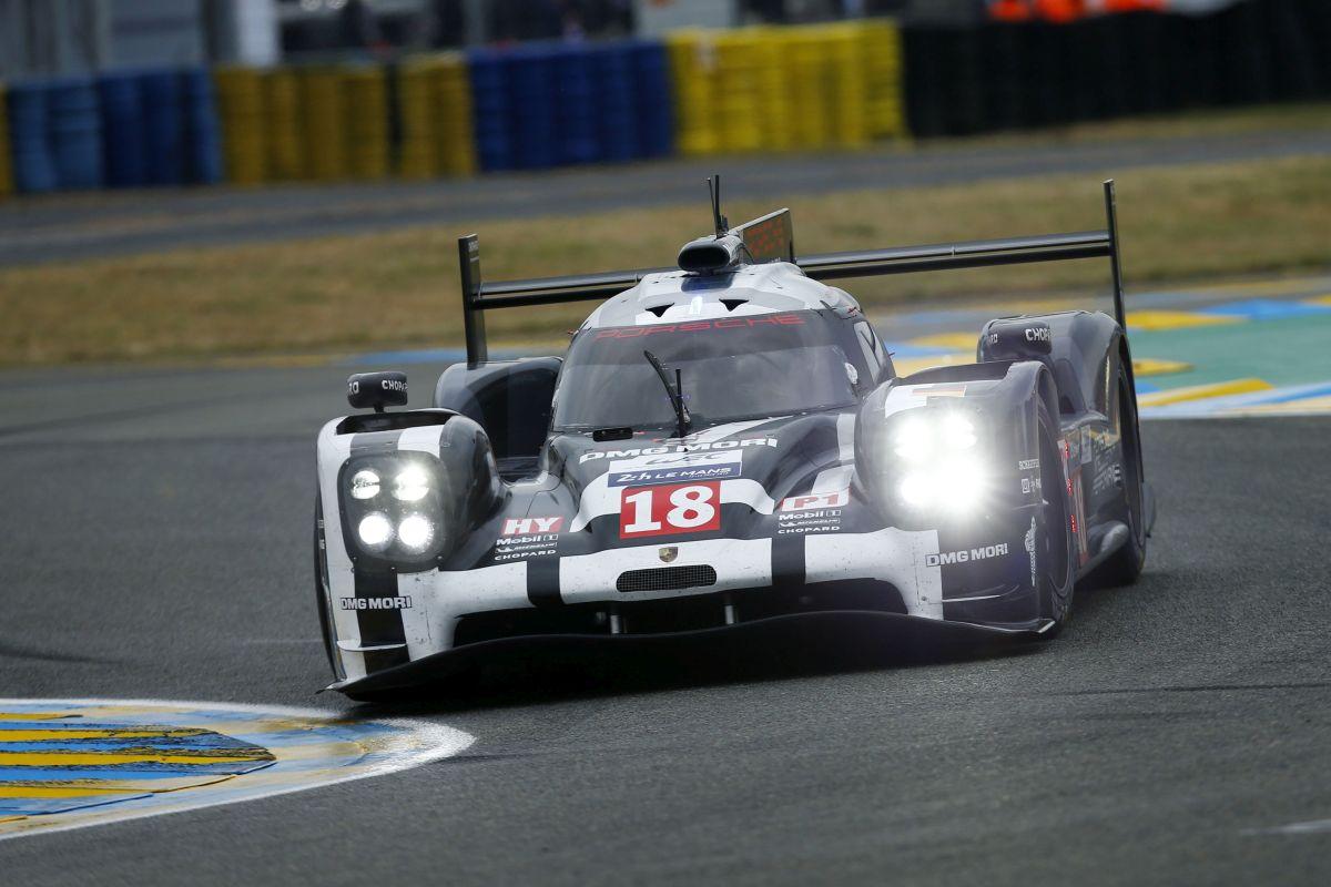WEC - Porsche domine lors de la première journée des qualifications aux 24 Heures du Mans