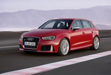 Le moteur Audi 2.5 TFSI élu « Moteur International de l'Année » pour la 6ème fois