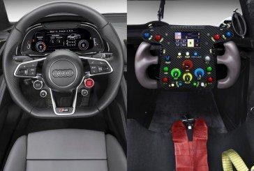 Des technologies innovantes dans la nouvelle famille de modèles Audi R8