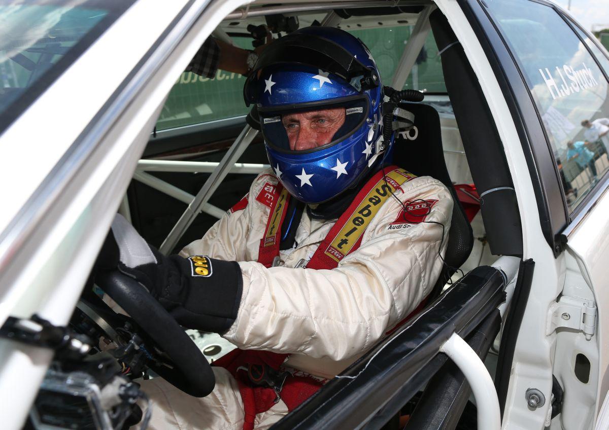 Audi fête un anniversaire au Norisring - 25 ans de DTM