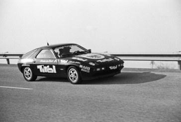 Porsche célèbre le 40 ème anniversaire du centre d'essais à Nardò en Italie