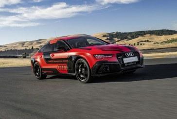 Audi RS 7 Piloted Driving concept – Plus rapide qu'un pilote de course sur un circuit aux Etats-Unis