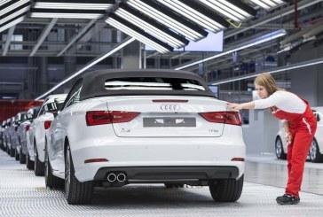 Audi augmente les places d'apprentissage