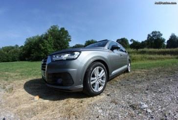 Essai Audi Q7 3.0 TDI sur les routes de montagne