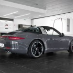 Porsche 911 Targa 4S Exclusive Edition – Porsche France fête les 50 ans de la 911 Targa avec une édition exclusive