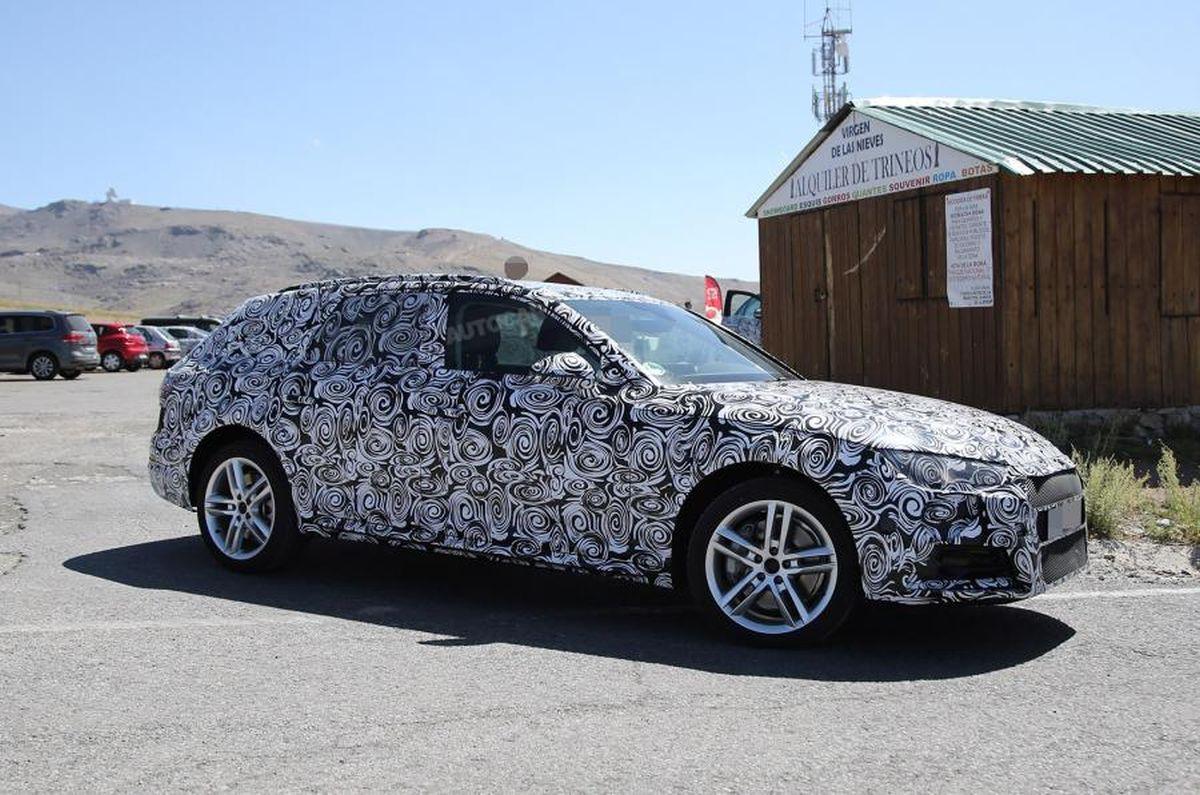 Spyshots de l'Audi A4 allroad B8 - Présentation prochaine