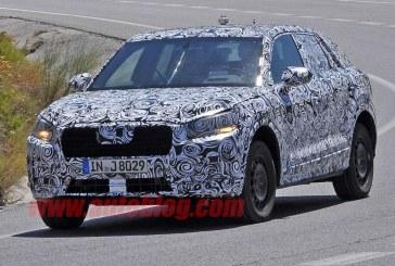 Spyshots de l'Audi Q1 – Son allure se précise