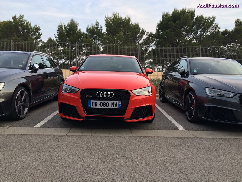 essai audi rs 3 au castellet. Black Bedroom Furniture Sets. Home Design Ideas