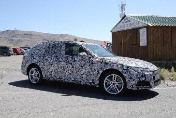 Spyshots de l'Audi A4 allroad B8 – Présentation prochaine
