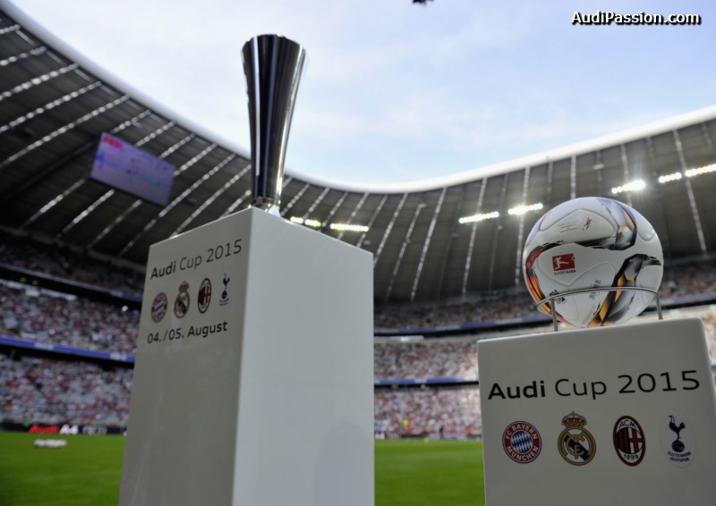 audi cup münchen 2019